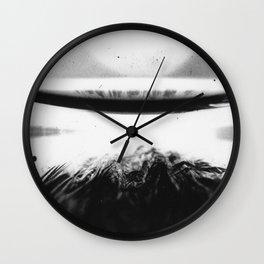cf exp Photograph Wall Clock