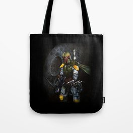 BobaFett of the 501st Legion fan art Tote Bag