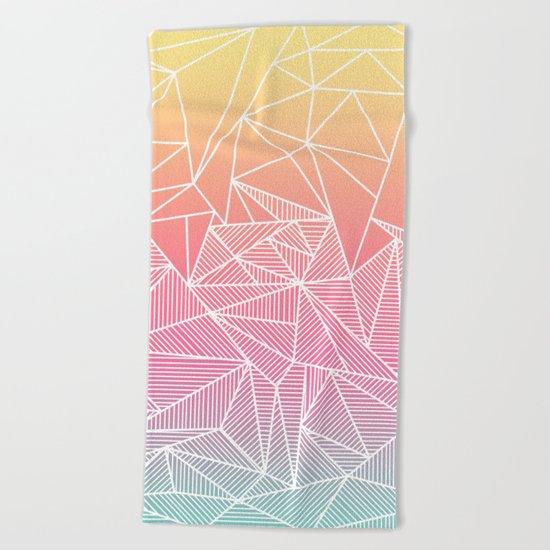 Beeniks Rays Beach Towel