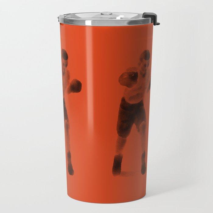 The Boxer Travel Mug