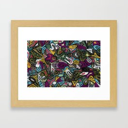 Kiara Framed Art Print
