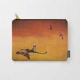 Pelican Heaven Carry-All Pouch