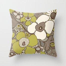 Doodle 6 Throw Pillow