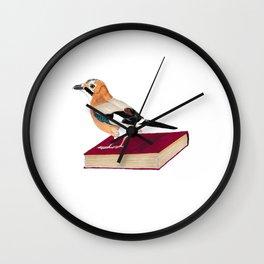 The Jay Wall Clock