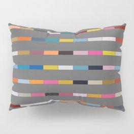 Gaunt Grey Pillow Sham