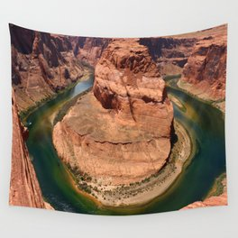Horseshoe Bend Wall Tapestry