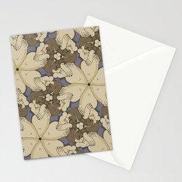 Alex Broadfoot tessellation Stationery Cards