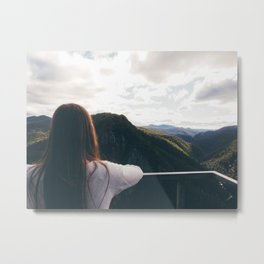 Awestruck Metal Print
