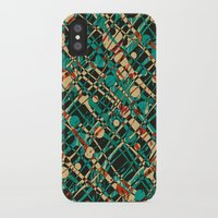 alien iPhone & iPod Cases featuring Alien by Glanoramay