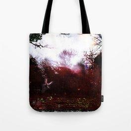 Fairies by the Waterside Tote Bag