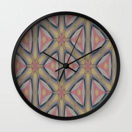 Ann Arbor Pastel Chalk 6235 Wall Clock