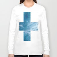finland Long Sleeve T-shirts featuring Finland by Fernando Vieira