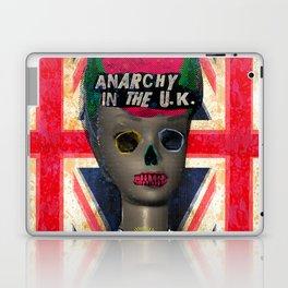 Anarchy in the U.K. Laptop & iPad Skin