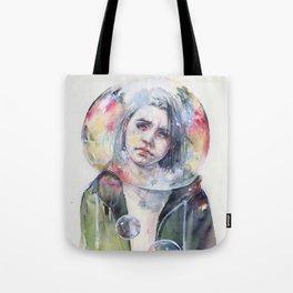 goodmorning world Tote Bag