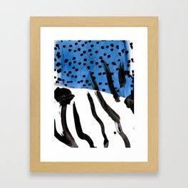 Kollage n°111 Framed Art Print