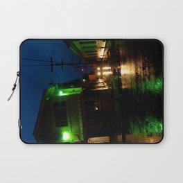 Green Lights Laptop Sleeve