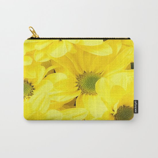 Happy Of A Flower Carry-All Pouch