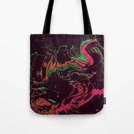 Tropic Marble Tote Bag