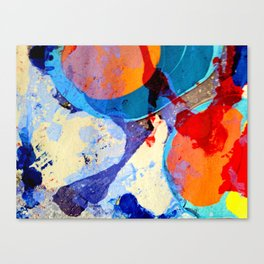Stream 11 Canvas Print