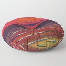 Léon Spilliaert - Marine, Le Soir Floor Pillow