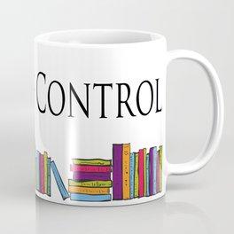 No Shelf Control Wrap Around Coffee Mug