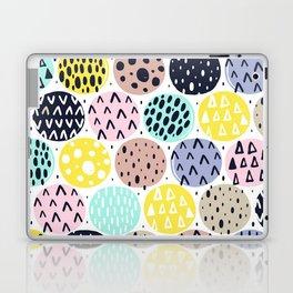 LOUD ABSTRACT POLKA DOT PATTERN Laptop & iPad Skin