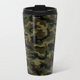 Camouflage Art3 Metal Travel Mug