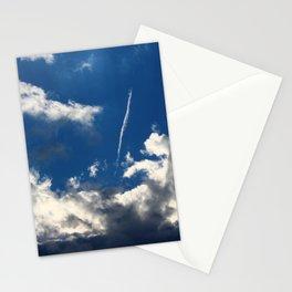 Intense Sky Stationery Cards