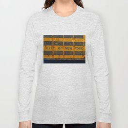 City of New York too Long Sleeve T-shirt
