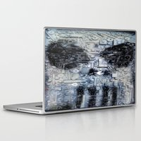 punisher Laptop & iPad Skins featuring THE PUNISHER by ART OF JAN