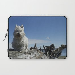 Carver by the sea Laptop Sleeve
