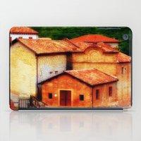 italian iPad Cases featuring ✔️Italian Farmhouse by Tru Images Photo Art
