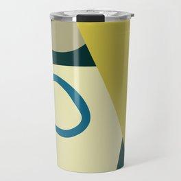 Abstract No.9 Travel Mug
