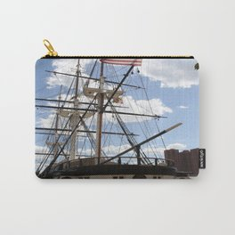 Old Glory - USS Constellation Carry-All Pouch