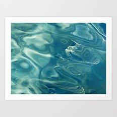 Aquarell II Art Print