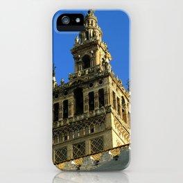 La Giralda iPhone Case