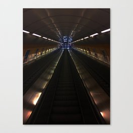 Stairway to awesomeness Canvas Print