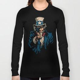 I Watch You Long Sleeve T-shirt