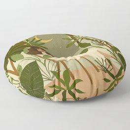 Jungle Dreams Floor Pillow