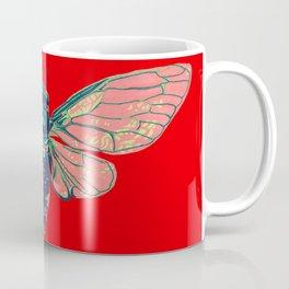 17 Year Cicada Coffee Mug