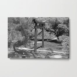 Torii Gate- horizontal Metal Print