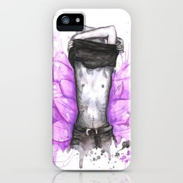 My slim body iPhone Case