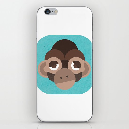 Cheeky Monkey iPhone & iPod Skin