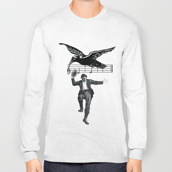 Saved By The Music  Long Sleeve T-shirt