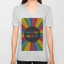 Positive Energy Unisex V-Neck