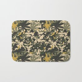 Camo420, The ultimate street camouflage. Bath Mat