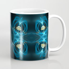 Blue Willow Coffee Mug