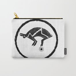 Rabbit Moon Carry-All Pouch