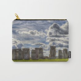 Stonehenge Summer Carry-All Pouch