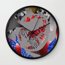 The Scorpio Wall Clock
